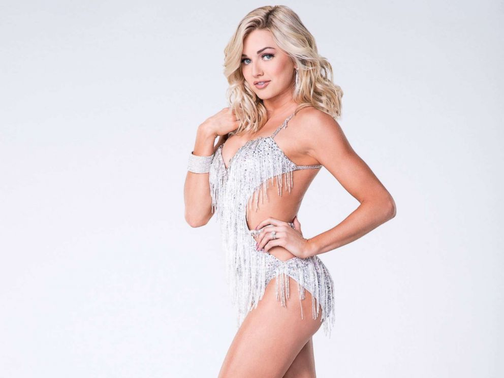 PHOTO: Pro dancer Lindsay Arnold will appear on Dancing With The Stars.