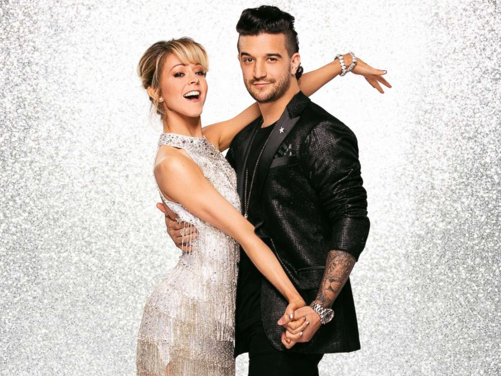 PHOTO: Lindsey Stirling and pro dancer Mark Ballas will dance together on the new season of Dancing With The Stars.