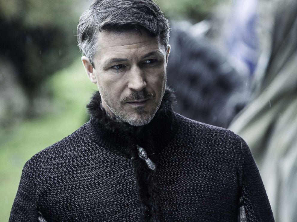PHOTO: Aiden Gillan portrays the character Littlefinger in Game of Thrones.