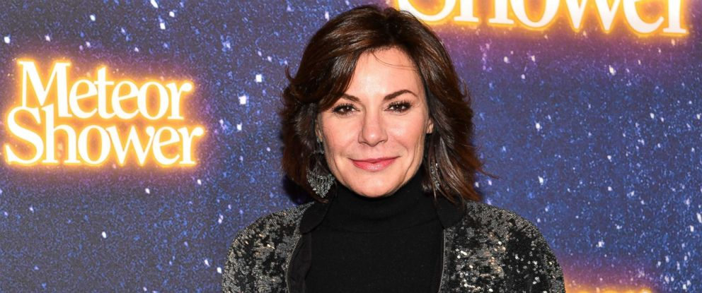 """PHOTO: Luann de Lesseps attends the """"Meteor Shower"""" Broadway Opening Night at the Booth Theater, Nov. 29, 2017 in New York City."""