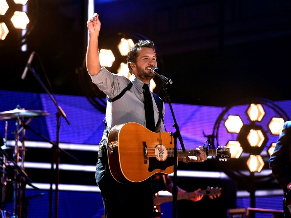 Luke Bryan credits his faith for getting him through tragedy