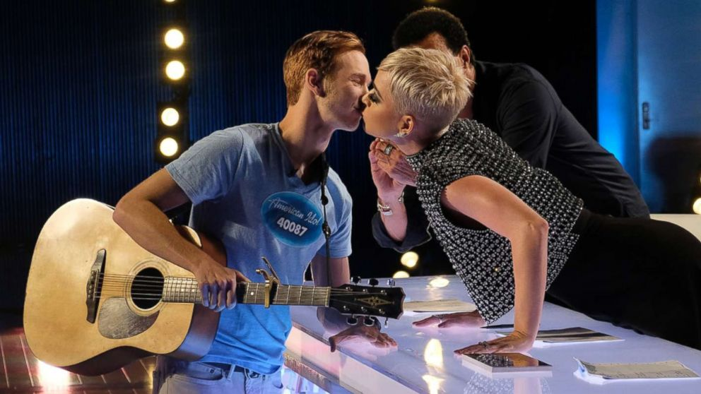 Luke Bryan defends Katy Perry's 'American Idol' kiss with contestant