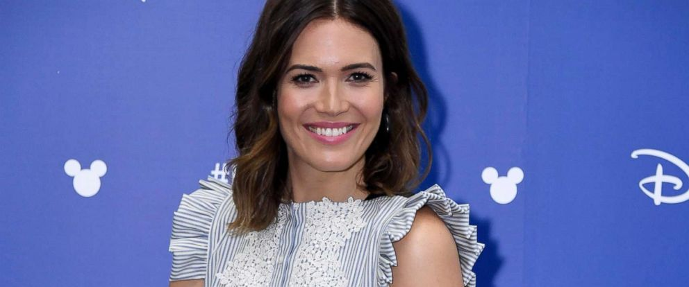 PHOTO: Mandy Moore attends D23 EXPO 2017 at the Anaheim Convention Center, July 16, 2017 in Anaheim, Calif.