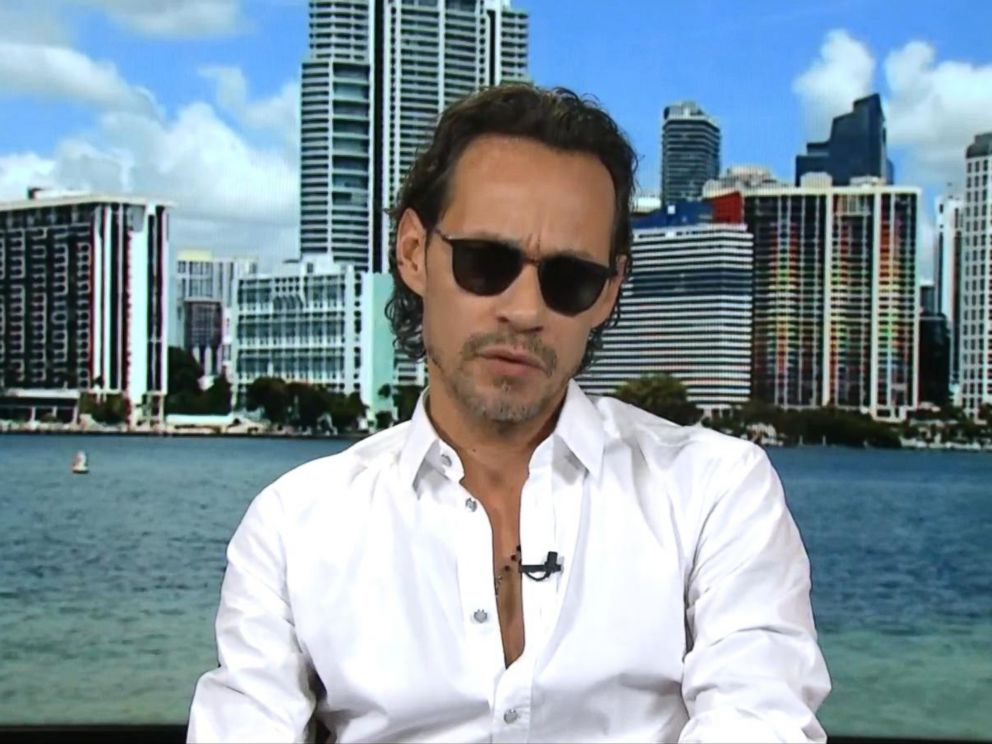 Marc Anthony and Jennifer Lopez together again in Puerto Rico