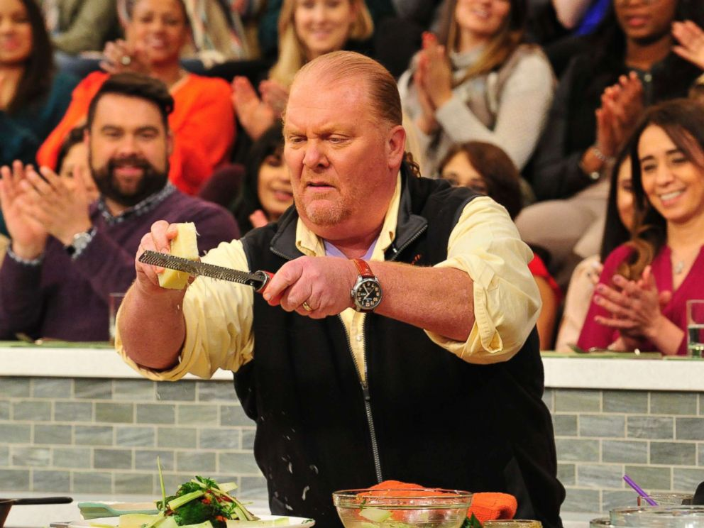Eataly Drops Mario Batali's Face From Its Products After Sexual Harassment Allegations