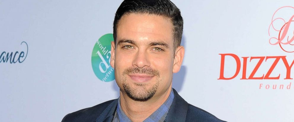 PHOTO: Mark Salling attends Dizzy Feet Foundations Celebration Of Dance Gala at The Music Center, July 19, 2014, in Los Angeles.