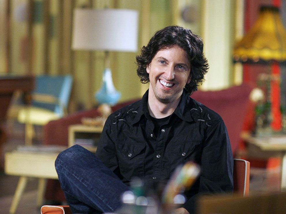 PHOTO: Mark Schwahn in One Tree Hill, 2003.
