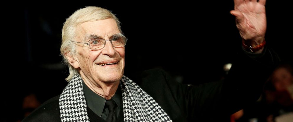 """PHOTO: Martin Landau arrives for the European premiere of the film """"Frankenweenie"""" at the Odeon Leicester Square in London, Oct. 10, 2012."""