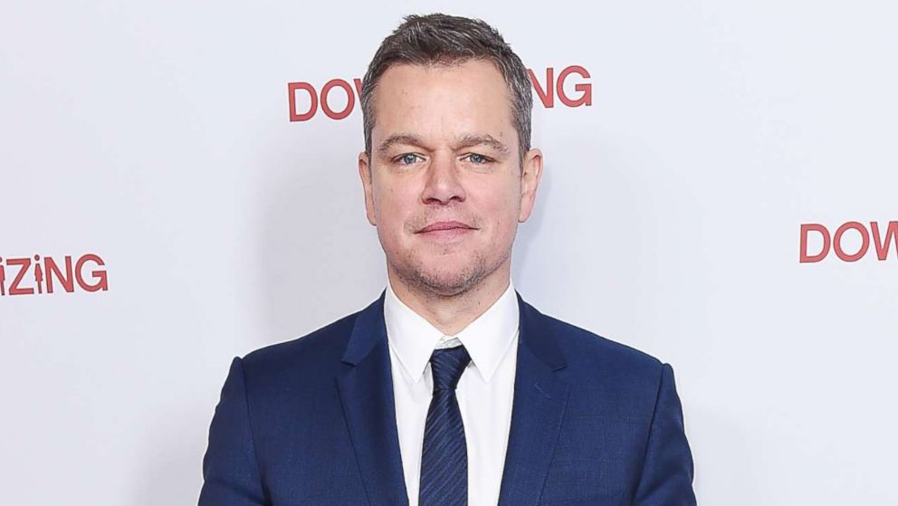 Matt Damon on Harvey Weinstein, sexual harassment and confidentiality agreements