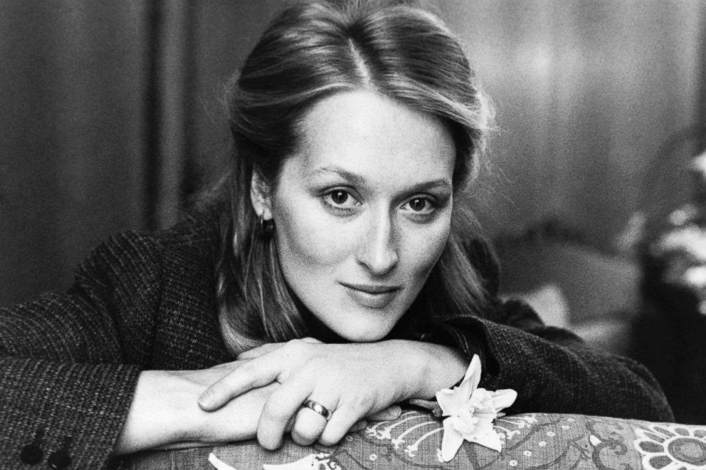 PHOTO: Actress Meryl Streep poses for a photo shoot circa 1979.