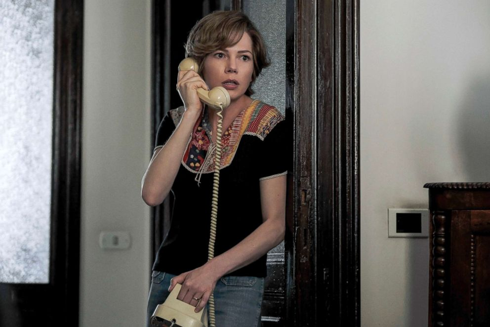 PHOTO: Michelle Williams in a scene from All the Money in the World.
