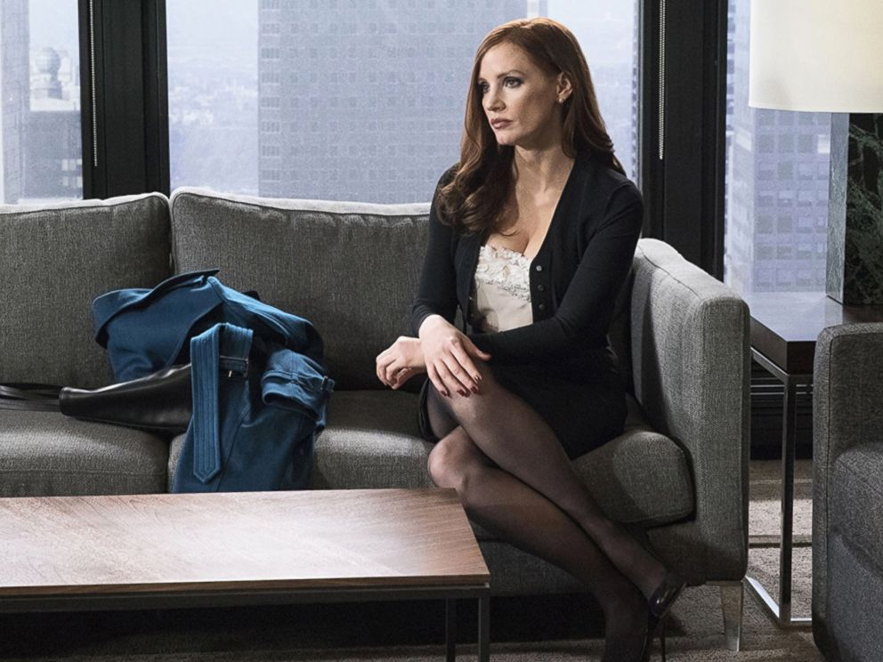 PHOTO: Jessica Chastain in Mollys Game.