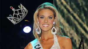 Miss California and Carrie Prejean