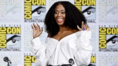 'PHOTO: Nafessa Williams attends the' from the web at 'http://a.abcnews.com/images/Entertainment/nafessa-williams-gty-jpo-180116_2_16x9t_240.jpg'