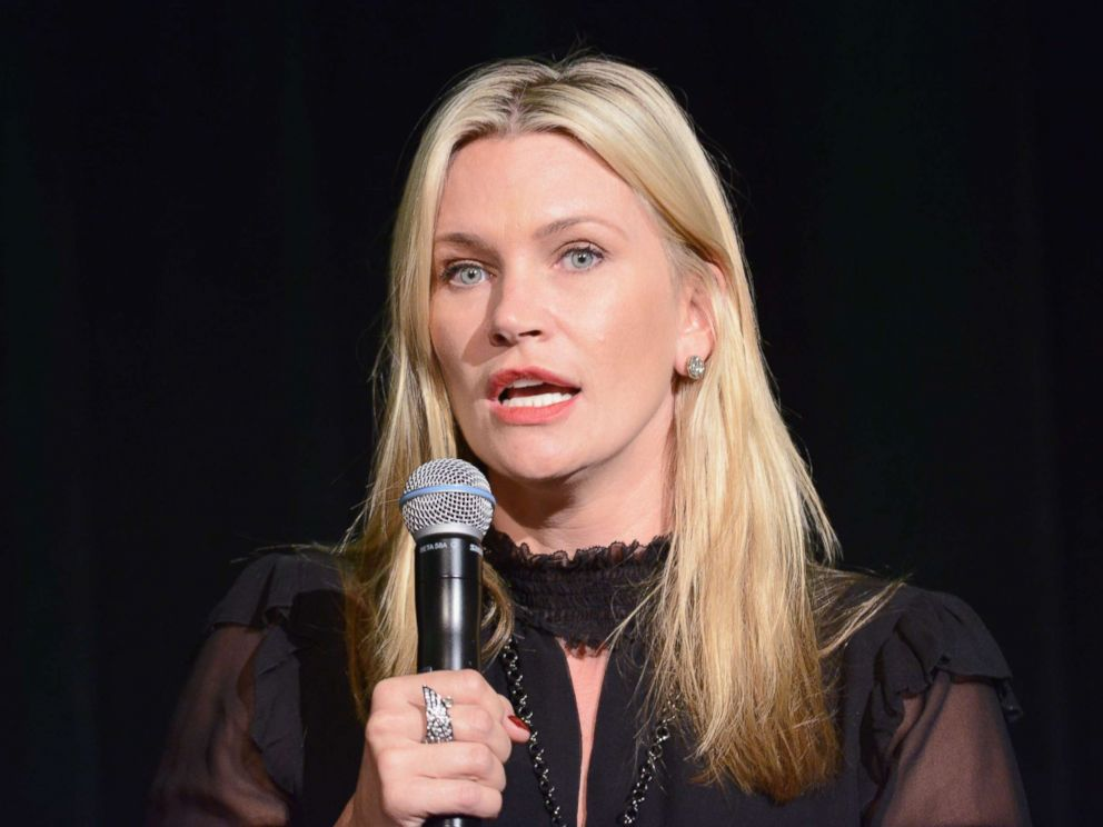 PHOTO: Actress Natasha Henstridge attends Day 2 of the 2017 Son Of Monsterpalooza Convention held at Marriott Burbank Airport Hotel, Sept. 16, 2017, in Burbank, Calif.