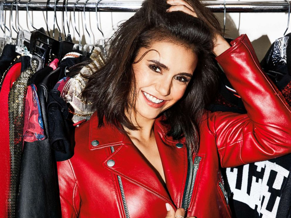 PHOTO: Nina Dobrev guest edits September Harper by Harpers Bazaar.