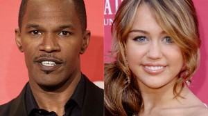 Video: Jamie Foxx goes off aout Miley Cyrus.