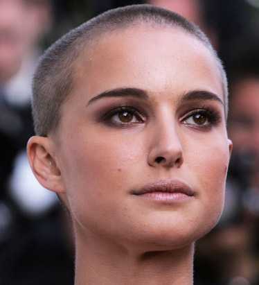 Baldness Women on Wrote Recently About Bald Women And How Inspiring I Find Some Of