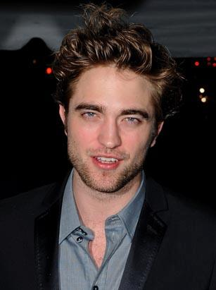 Hollywood for Haiti Robert Pattinson