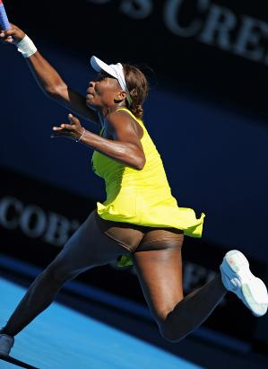 Wardrobe Malfunctions: Venus Williams