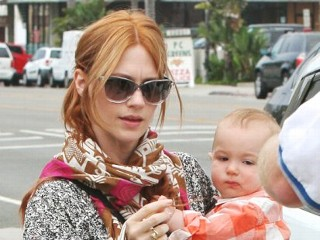 Photos: Does January Jones Envy Christina Hendricks?