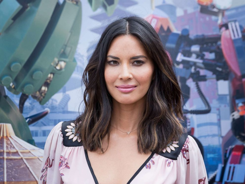 PHOTO: Actress Olivia Munn attends the cast photo call for Warner Bros. Pictures The LEGO Ninjago Movie at LEGOLAND, Sept. 14, 2017, in Carlsbad, Calif.