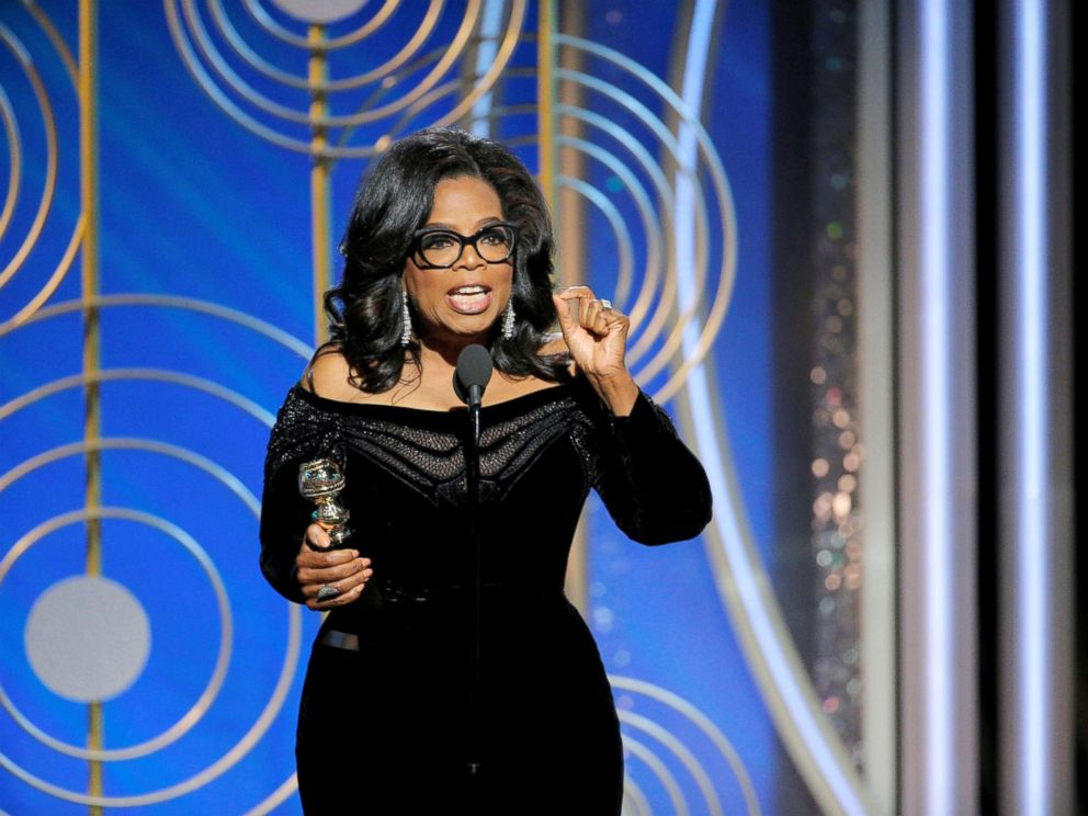Trump on Oprah: She won't run in 2020 but I'd win anyway
