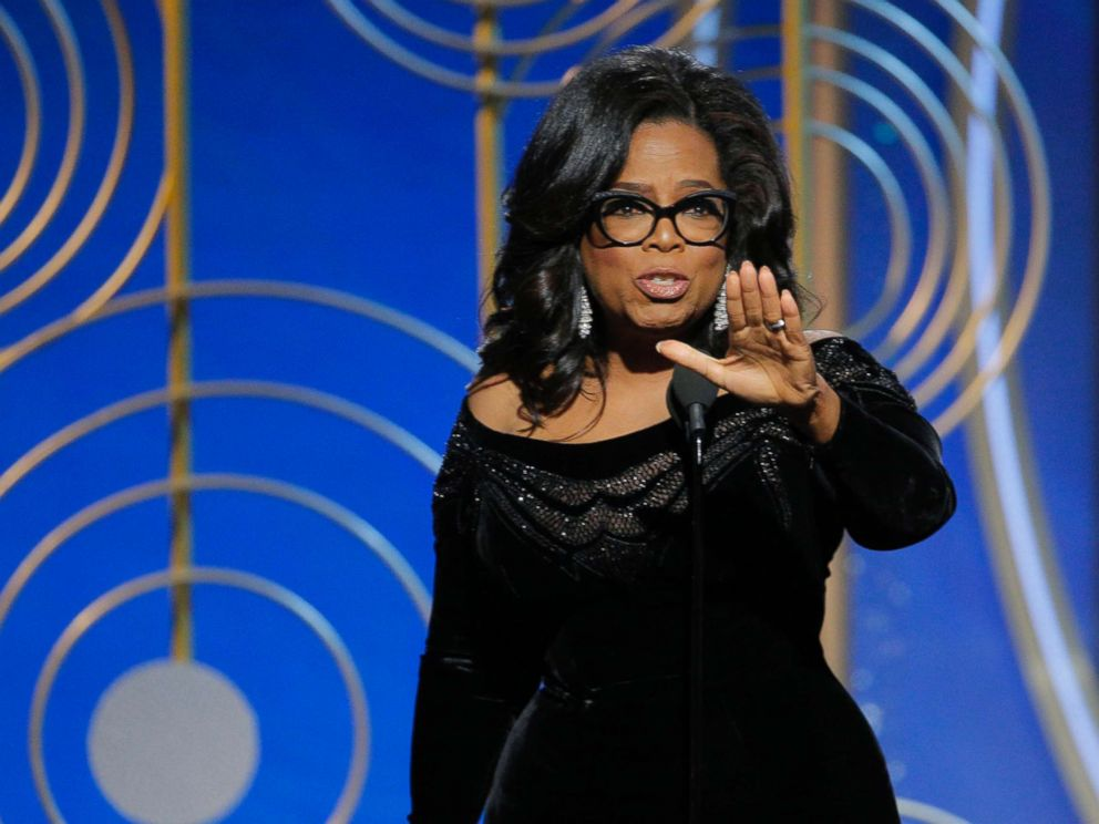 Golden Globes Winners: Oprah and the Simmering Rage of Women