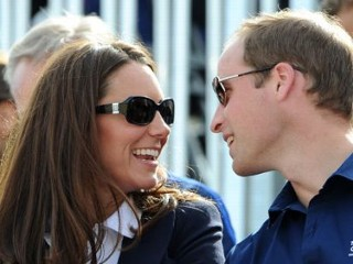 Photos: Kate Middleton Cheers on Queen's Grandchild