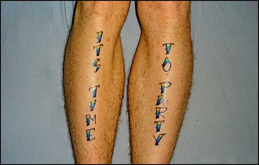Regrets: The Best, Worst, & Most #$%*ing Ridiculous Tattoos Ever)