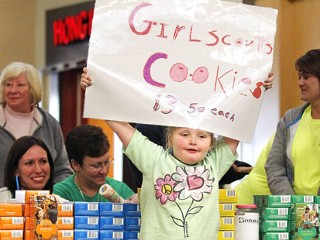Honey Boo Boo Moves Cookie Sale
