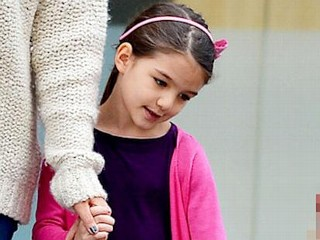 Photos: Suri Cruise's Coffee Date