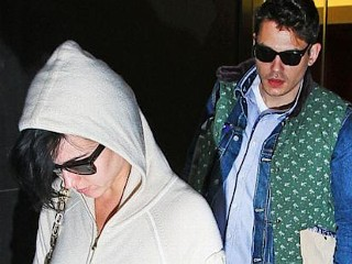 Photos: Katy Perry's Hooded Romance