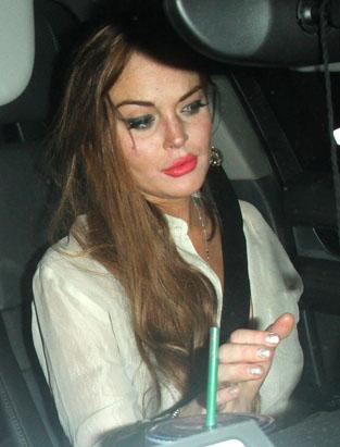 Lohan Back on Set of 'Liz and Dick' After 911 Call