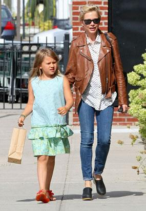 Sarah Jessica Parker's Mommy-Daughter Date