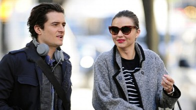 Miranda Kerr and Orlando Bloom: The Friendliest Exes Ever