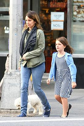 Meet Tina Fey's Mini-Me, Alice!