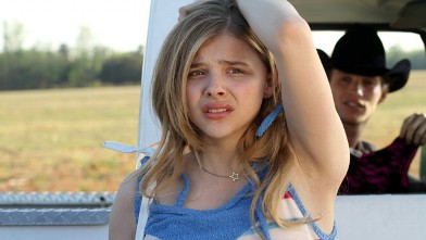 PHOTO: Chloe Moretz stars as Luli McCullen in the movie &quot;Hick.&quot;