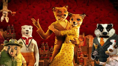 PHOTO: The Fantastic Mr. Fox starring George Clooney.
