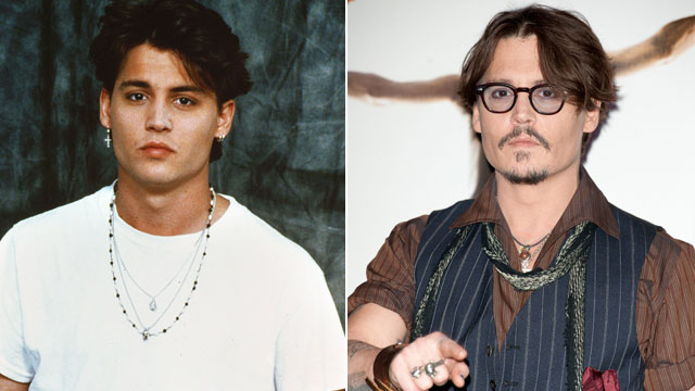 "PHOTO: Johnny Depp in ""21 Jump Street""."