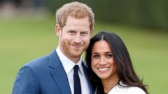 'PHOTO: Britains Prince Harry poses with his fiancee Meghan Markle during a photocall after announcing their engagement in the Sunken Garden1_b@b_1Kensington Palace in London, Nov. 27, 2017.' from the web at 'http://a.abcnews.com/images/Entertainment/prince-harry-meghan-markle-gty-ml-171129_16x9t_240.jpg'