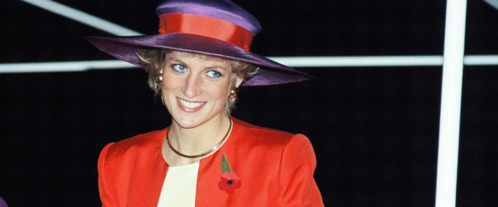 PHOTO: Diana, Princess of Wales, during her official visit to Hong Kong, Nov. 7, 1989.