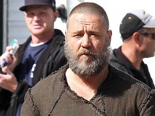 Photos: Russell Crowe as Noah