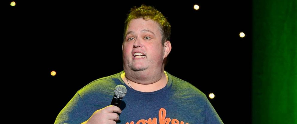 PHOTO: Comedian Ralphie May performs at at The Shrine Auditorium on April 4, 2015 in Los Angeles.