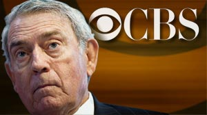 Photo: Rather Sues to Return CBS Execs to $70 Million Suit