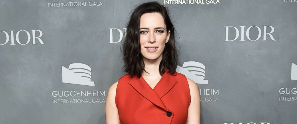 PHOTO: Rebecca Hall attends the 2017 Guggenheim International Gala Pre-Party made possible by Dior, Nov. 15, 2017 in New York City.
