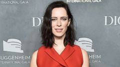 'PHOTO: Rebecca Hall attends the 2017 Guggenheim International Gala Pre-Party made possible by Dior, Nov. 15, 2017 in New York City.' from the web at 'http://a.abcnews.com/images/Entertainment/rebecca-hall-1-gty-jt-180113_16x9t_240.jpg'