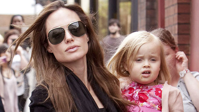"PHOTO: Vivienne Jolie-Pitt reportedly got $3,000/week for her role in ""Maleficen"