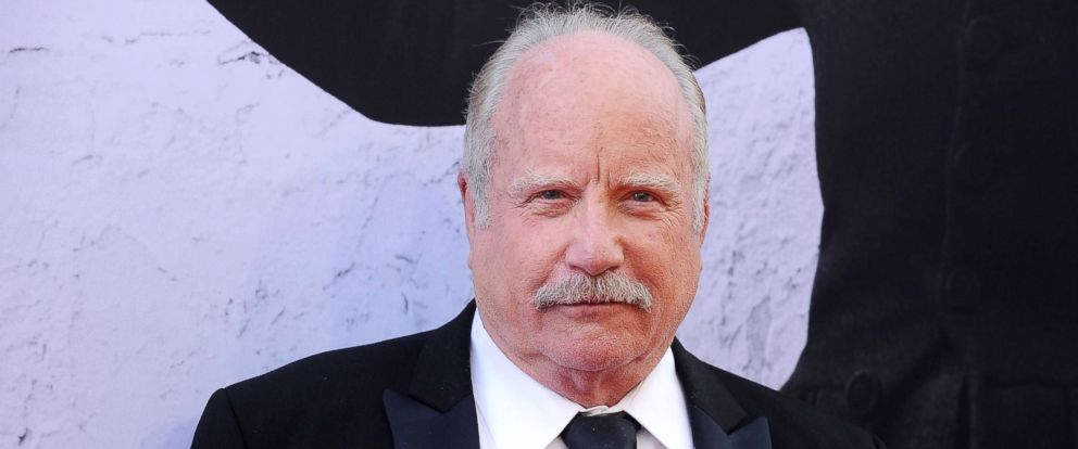 PHOTO: Richard Dreyfuss attends the AFI Life Achievement Award gala at Dolby Theatre, June 8, 2017, in Hollywood, Calif.