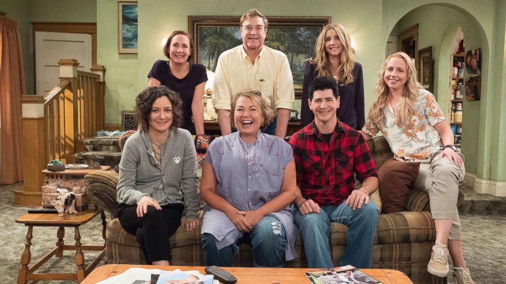 'Roseanne' announces premiere date